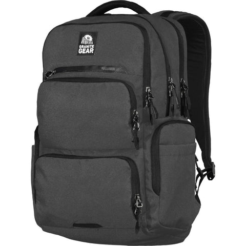 Granite Gear Two Harbors 29L Backpack | Deep Grey/Black 1000060_0009