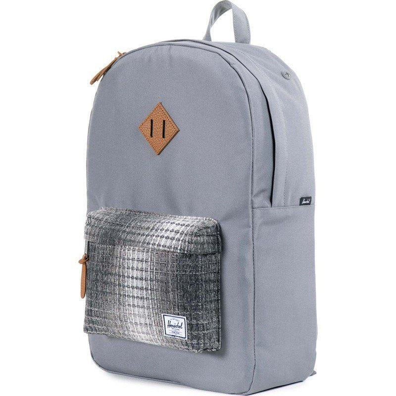 Herschel Heritage Knit Backpack | Grey