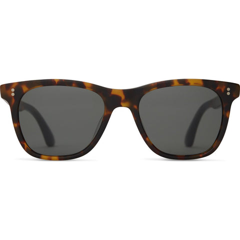 Toms Fitzpatrick Matte Havana Sunglasses | Honey G15 10009605