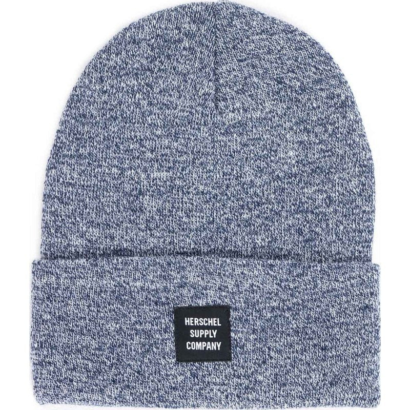 Herschel Abbott Acrylic Beanie | Heather Navy