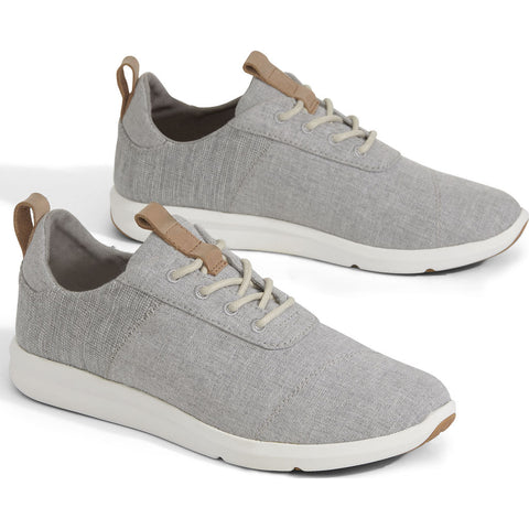 TOMS Women's Cabrillo Sneakers | Grey 10011751
