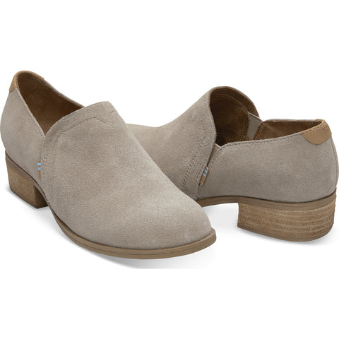 TOMS SHAYE BOOTS10012287 | DESERT TAUPE SUEDE