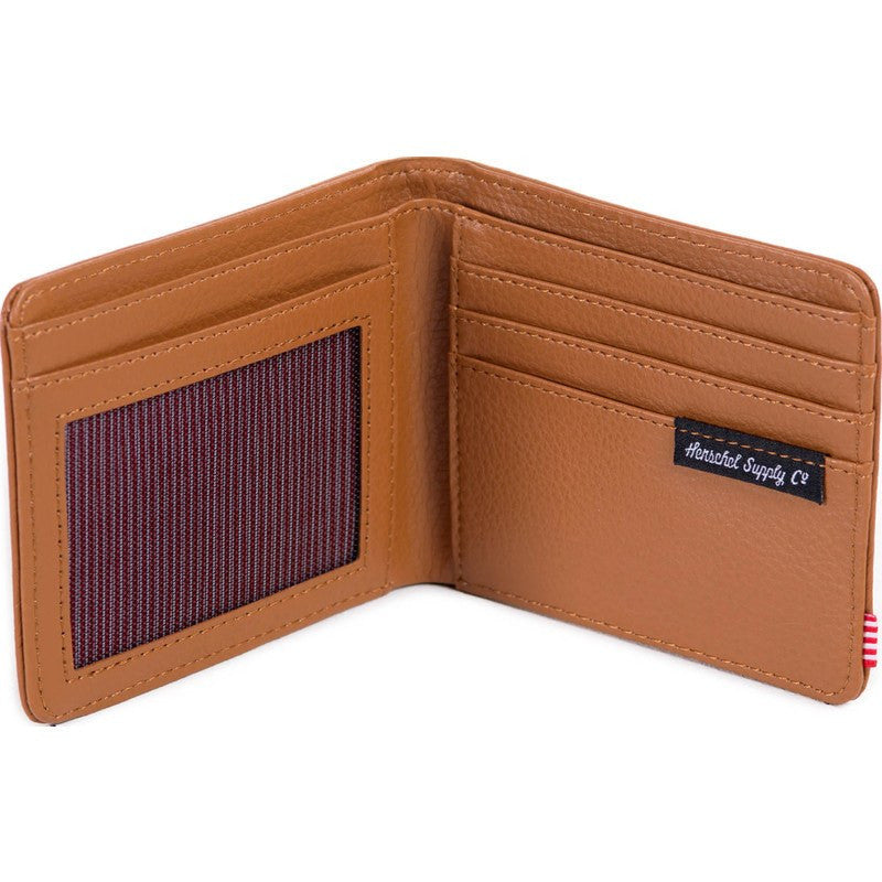 Herschel Hank Wallet | Tan Pebbled Leather