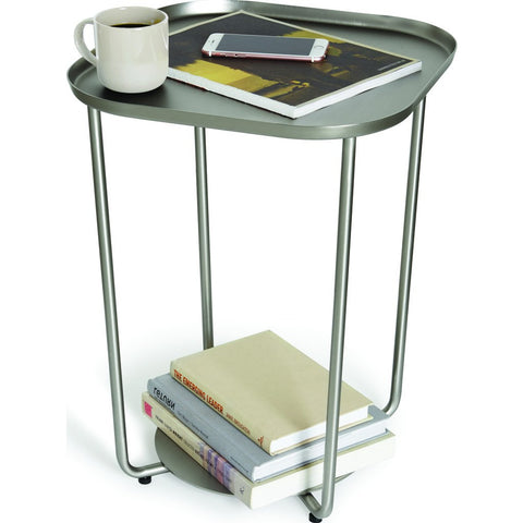 Umbra Annex Side Table | Nickel 1005231-410