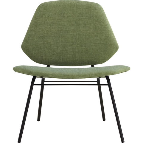 Woud Lean Lounge Chair | Green 100713