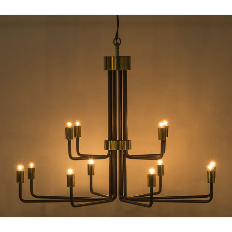 Resource Decor Le Marais Chandelier | Black