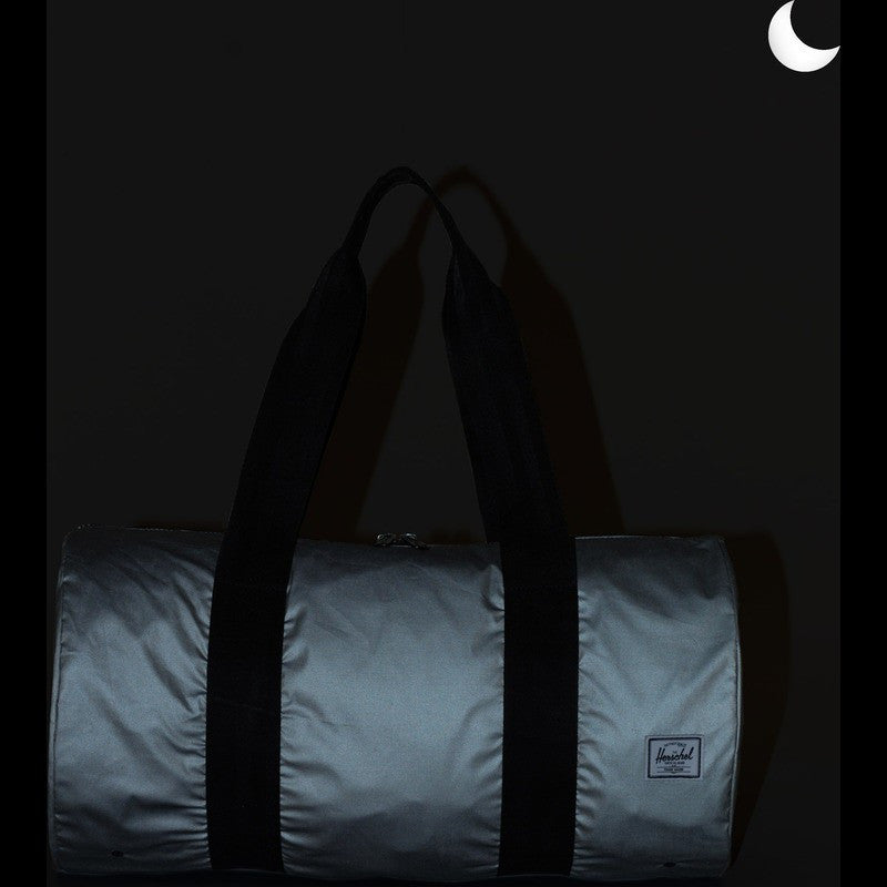 Herschel Packable Duffel Bag | Black Reflect