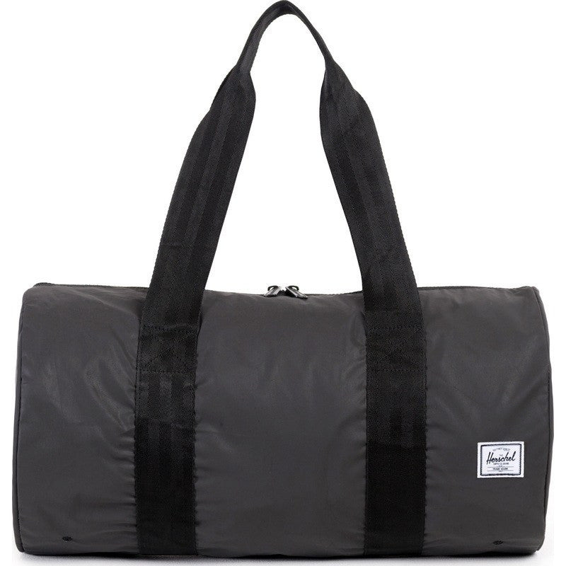 Herschel Packable Duffel Bag | Black Reflect 10078-00717-OS
