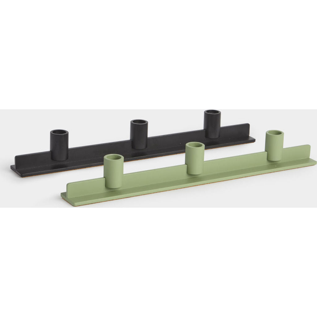 Umbra Rail Candelabra | Black 1008064-040