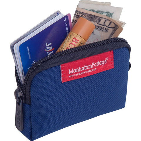 Manhattan Portage Coin Purse | Navy 1008 NVY