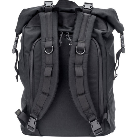 MIS Mil-Spec Rolltop Backpack | Black MIS-1009