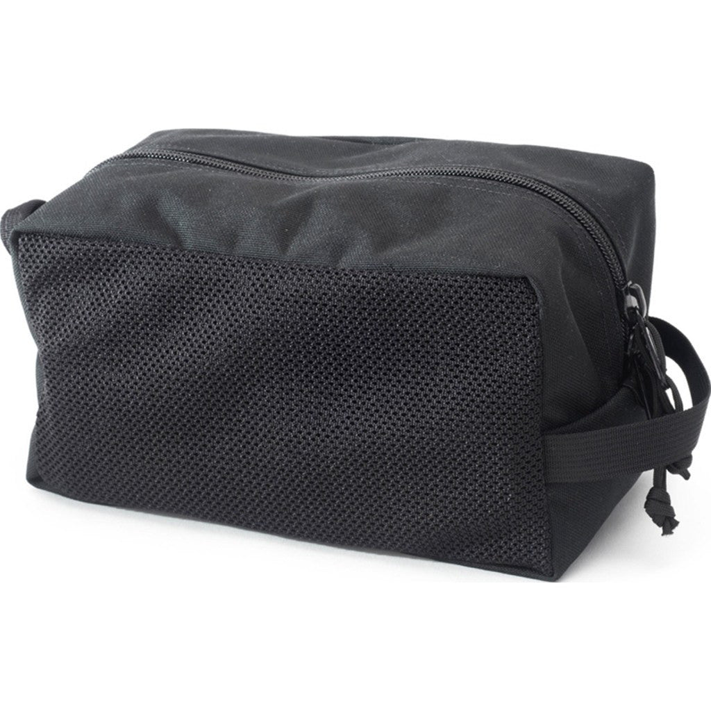 MIS Mil-Spec Mesh Toiletry Bag | Black MIS-1011