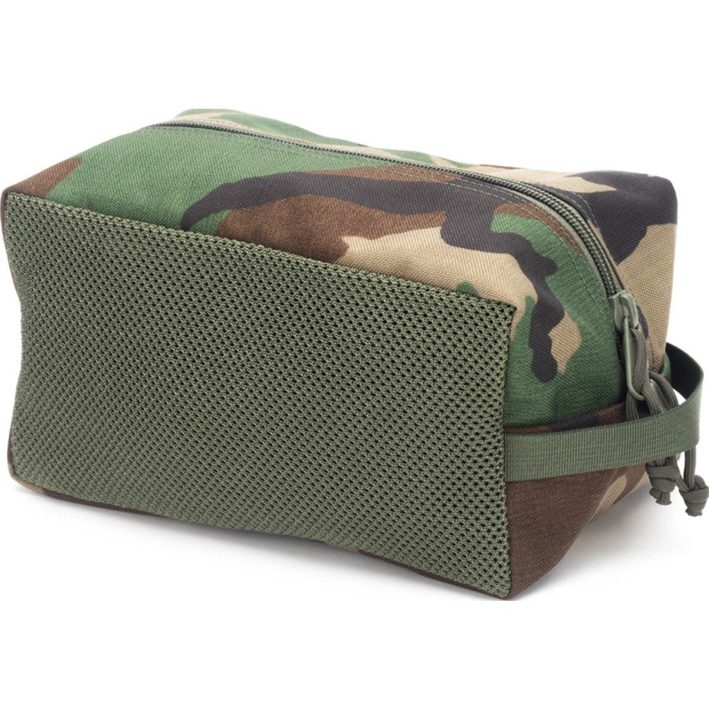 MIS Mil-Spec Mesh Toiletry Bag | Woodland MIS-1011