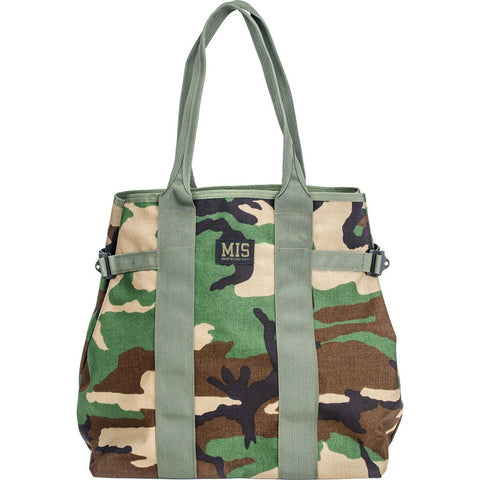MIS Multi Tote Bag | Woodland Camo