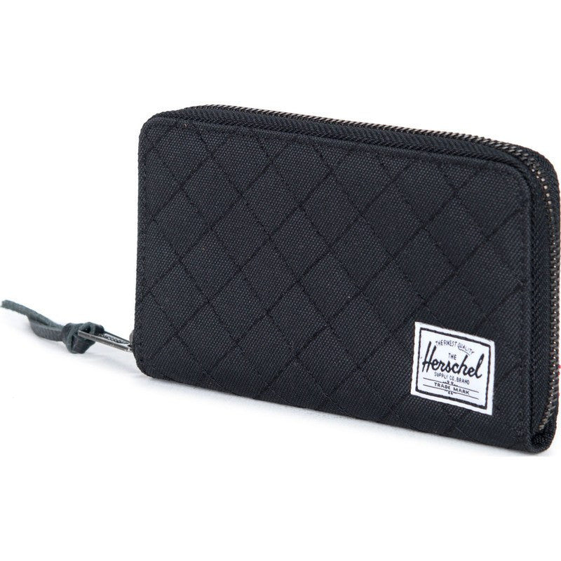 Herschel Thomas Quilted Wallet | Black 10154-00866-OS