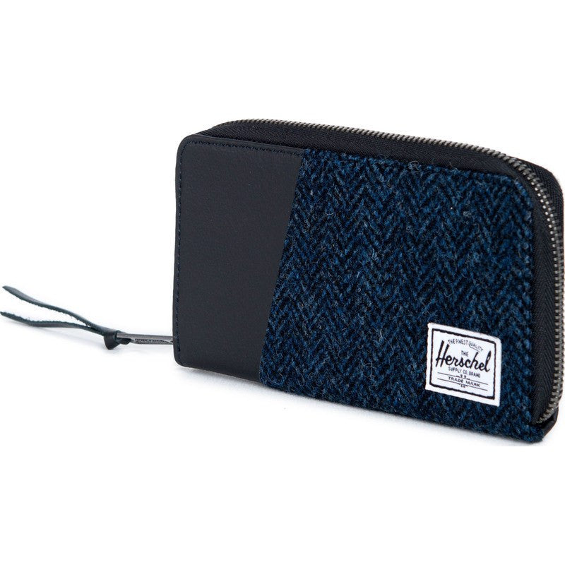 Herschel Thomas Harris Tweed Wallet | Black Herringbone 10154-00878-OS