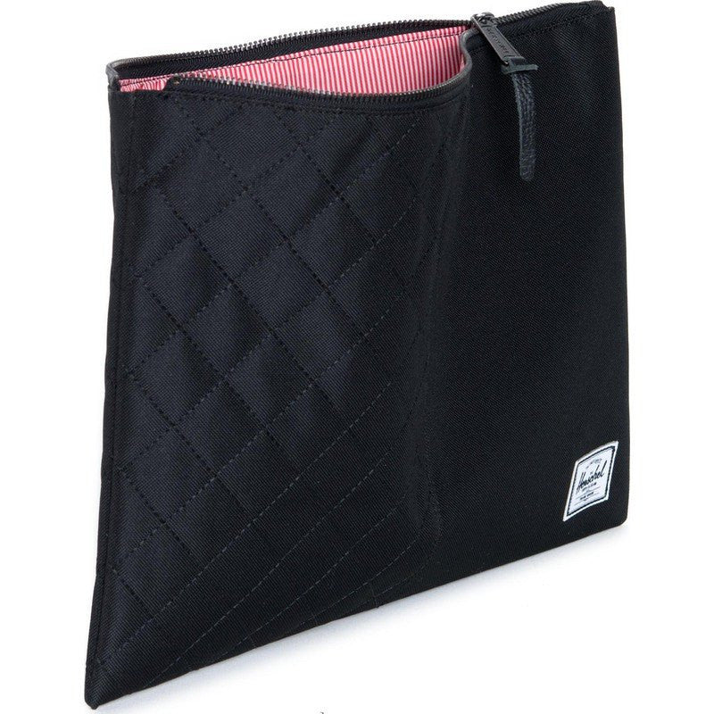 Herschel Network XL Quilted Pouch | Black 10164-00866-OS