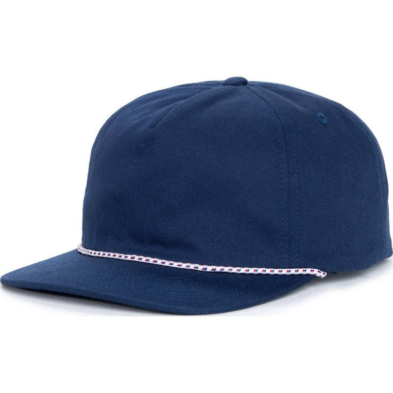 Herschel Cusak Cotton Hat | Navy/Red 1027-0115-OS