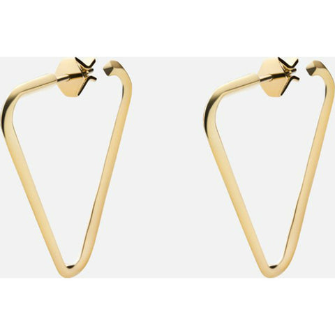 Miansai Eden Earrings | Gold Vermeil 105-0122