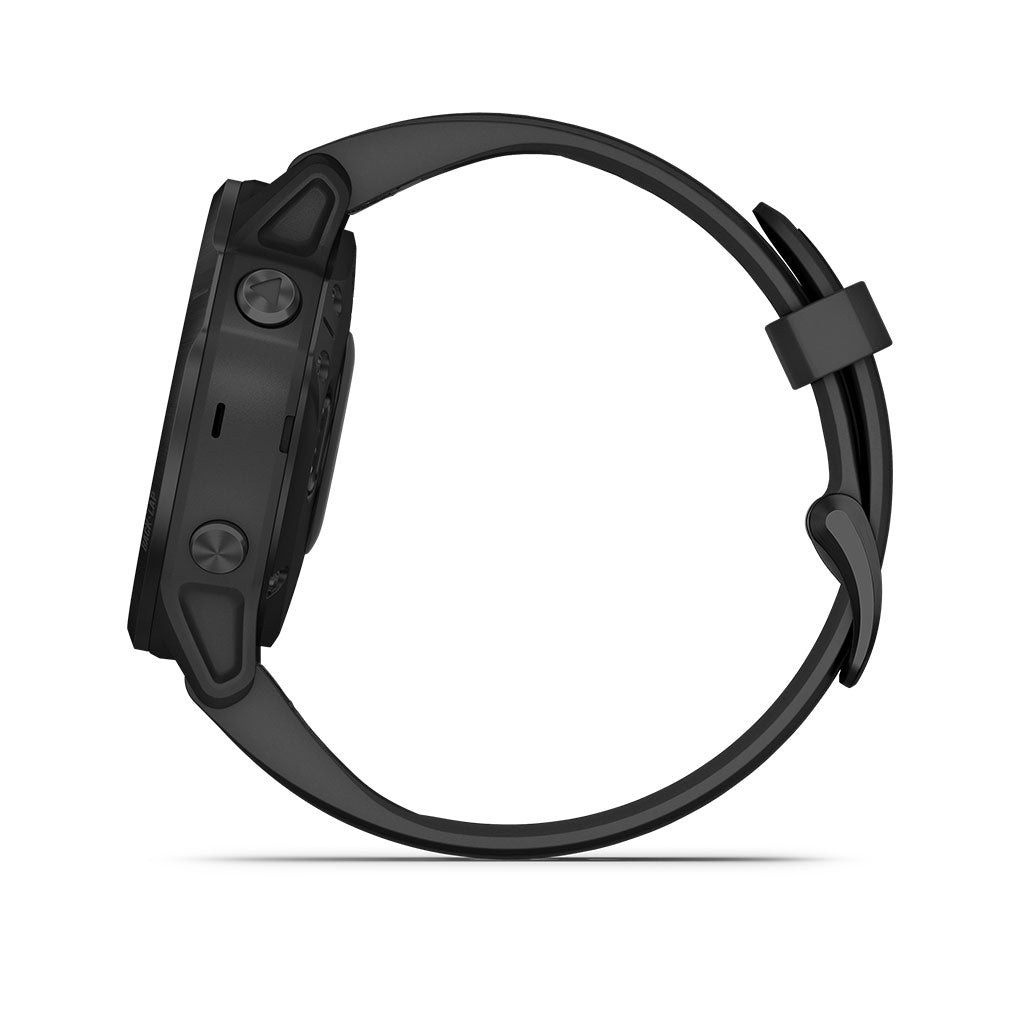 Garmin Fenix 6S Pro GPS Smartwatch Black - Black Band, 010-02159-13