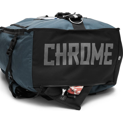 Chrome WARSAW 2.0 Messenger Backpack | Indigo BG-161