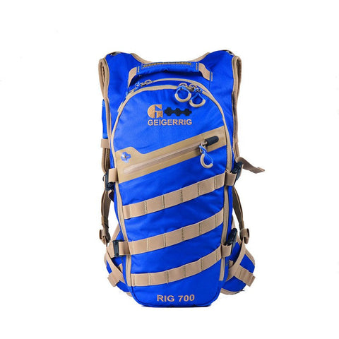 Geigerrig Rig 700M Hydration Backpack | Cadet Blue Tan