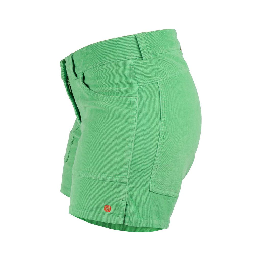 Amundsen 5INCHER CONCORD G.DYED SHORTS WOMENS | Pale Green | WSS53.4.465.XL