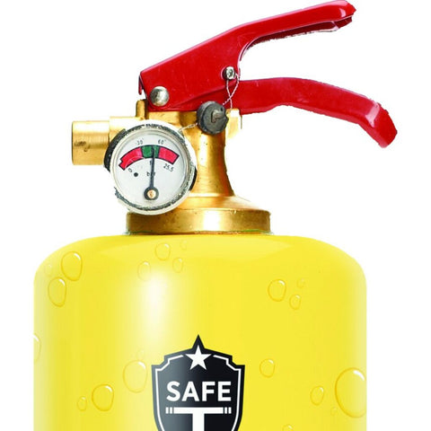 Safe-T Designer Fire Extinguisher | Liquid - Tonic