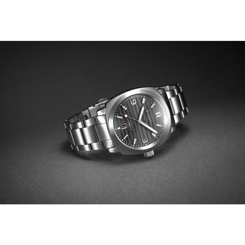 Spinnaker Hull Bracelet SP-5073-11 Automatic Watch | Grey/Steel