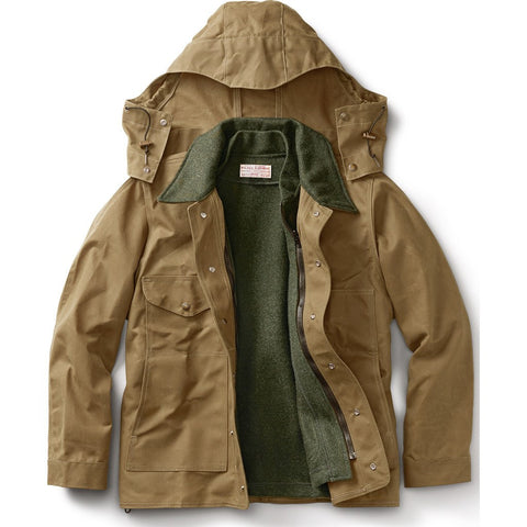 Filson Tin Jacket | Dark Tan XL 11010007