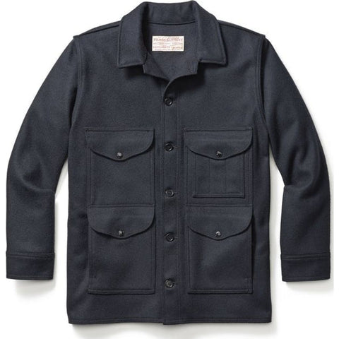 Filson Mackinaw Cruiser - Extra Long | Dark Navy- 11010044DarkNavy--XXL Long