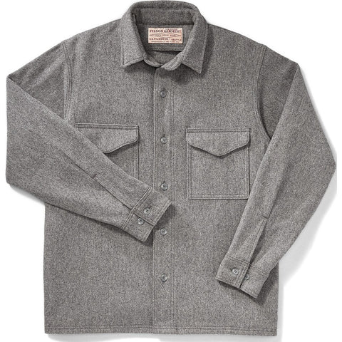 Filson Jac-Shirt | Gray 40 11010047
