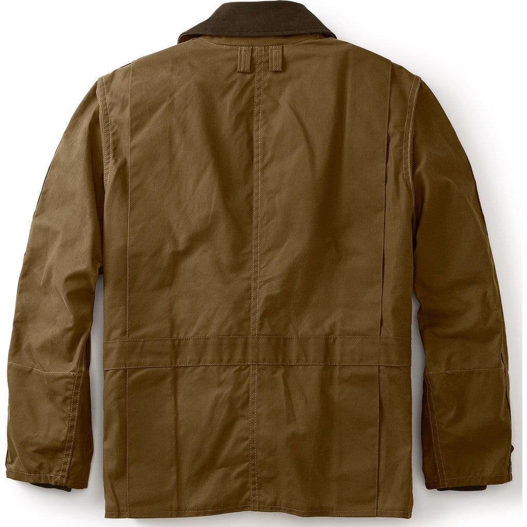 Filson Shelter Waterfowl Upland Coat | Dark Tan L 11010091