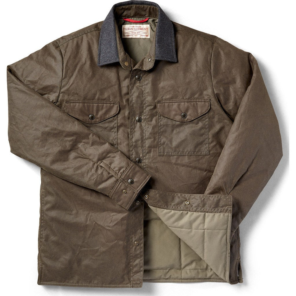 Filson Insulated Jac Shirt | Otter Green L 11010643