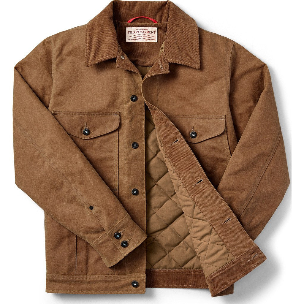 Filson Journeyman Jacket -Insulated | Dark Tan M 11010653