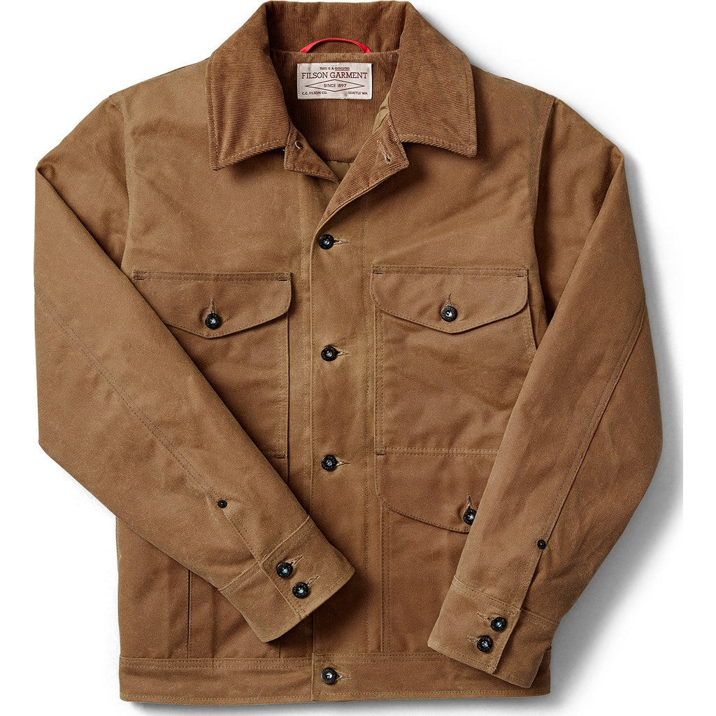 Filson Journeyman Jacket -Insulated | Dark Tan S 11010653