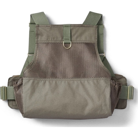Filson Fly Fishing Strap Vest | Otter Green Super Standard 11010670Otter Green