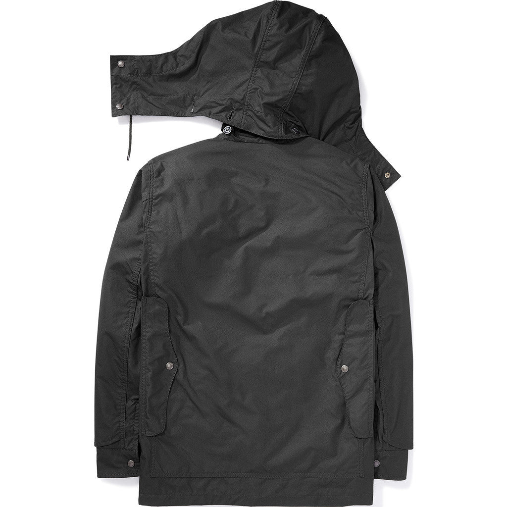 Filson Lt Wt Dry Cloth Cruiser Jacket | Black L 11010713