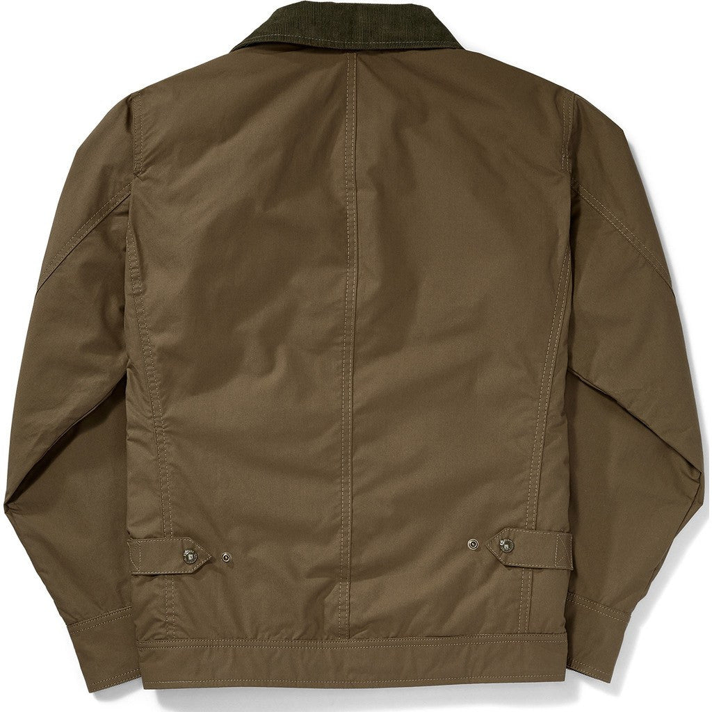 Filson Lt Wt Dry Journeyman Jacket | Marsh Olive L 11010716