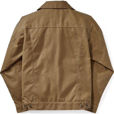 Filson Short Lined Cruiser Jacket | Dark Tan S 11010762
