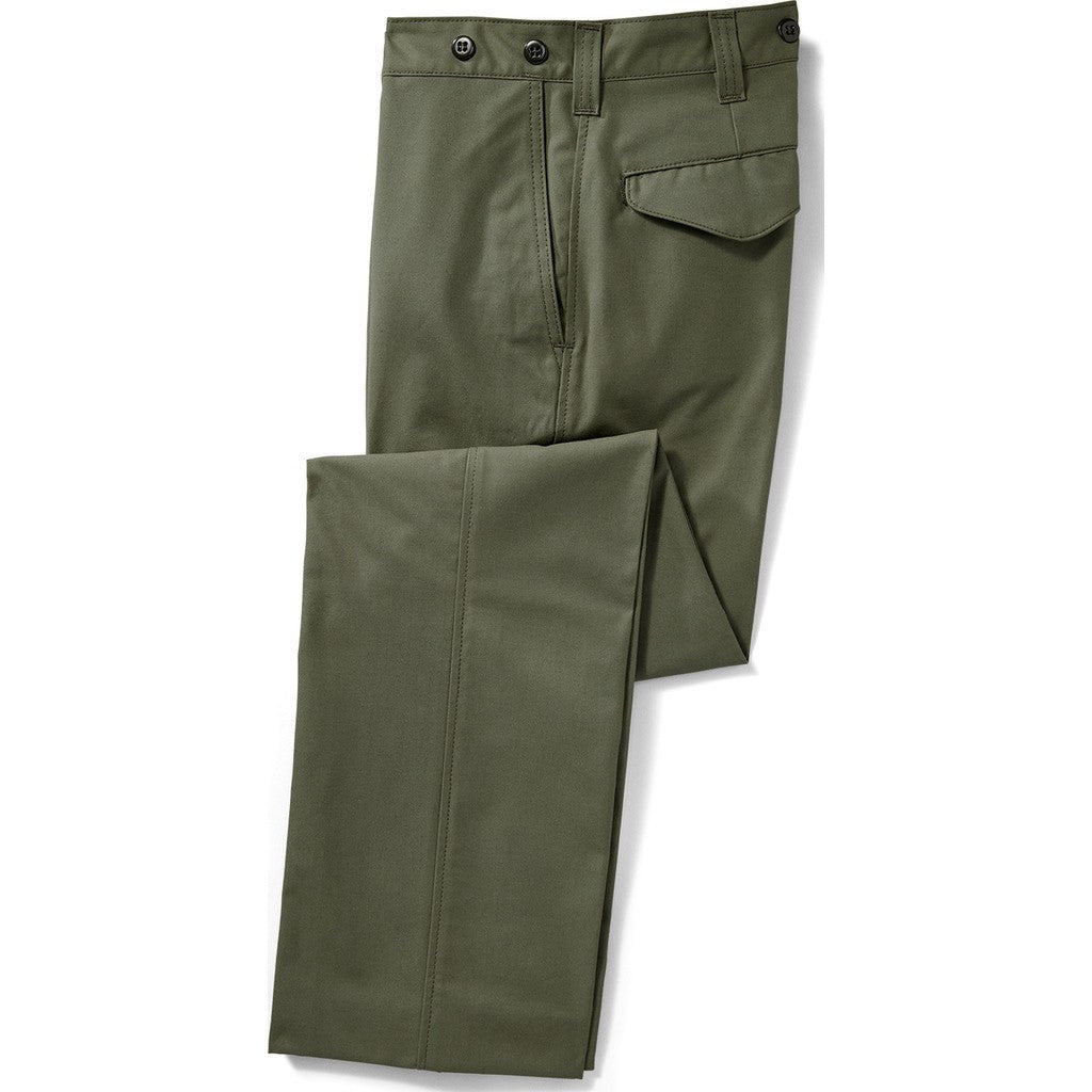 Filson Dry Shelter Cloth Pant | Otter Green 30 11010763
