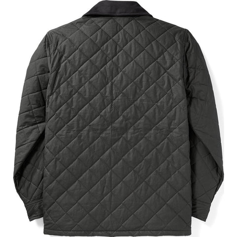 Filson Quilted Mile Marker Jacket | Navy Grey S 11010773