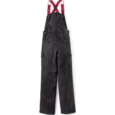 Filson Mackinaw Bibs | Charcoal 32 11014011