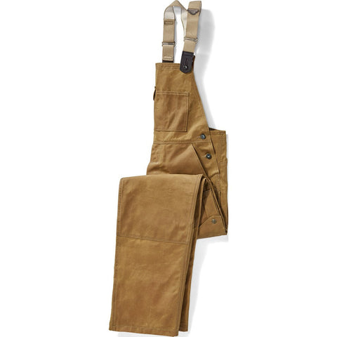 Filson Oil Finish Double Tin Bibs | Dark Tan 44 11014018