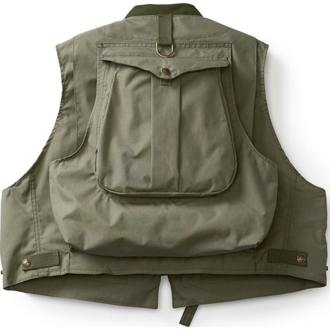 Filson Fly Fishing Guide Vest | Green M 11016000