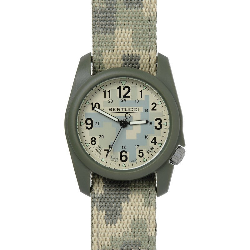 Bertucci Commando Camo Field Watch | Digicam/Digicam