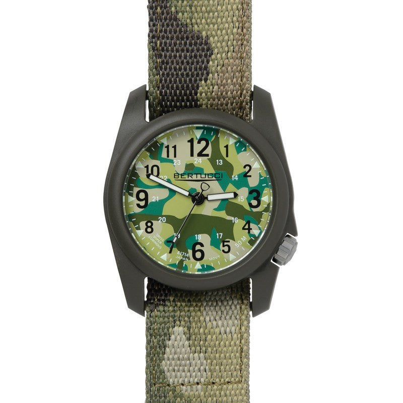 Bertucci Commando Camo Field Watch | Multicam/Multicam