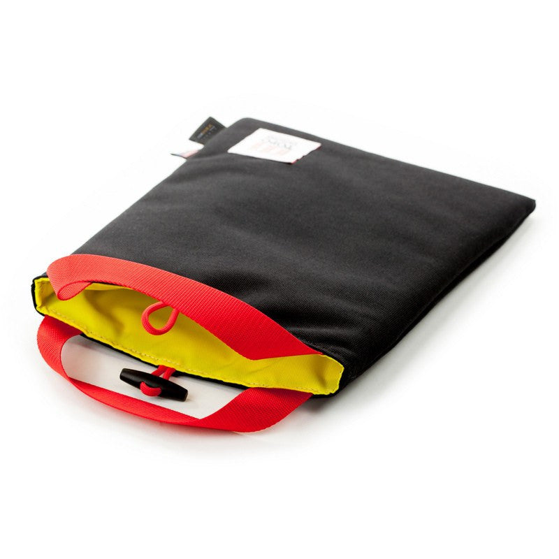 Topo Designs Laptop & iPad Sleeves (4 sizes) | Orange