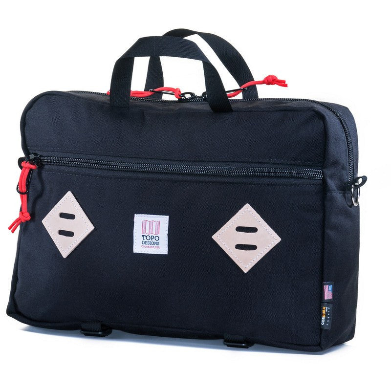 Topo Designs Mountain Briefcase | Black