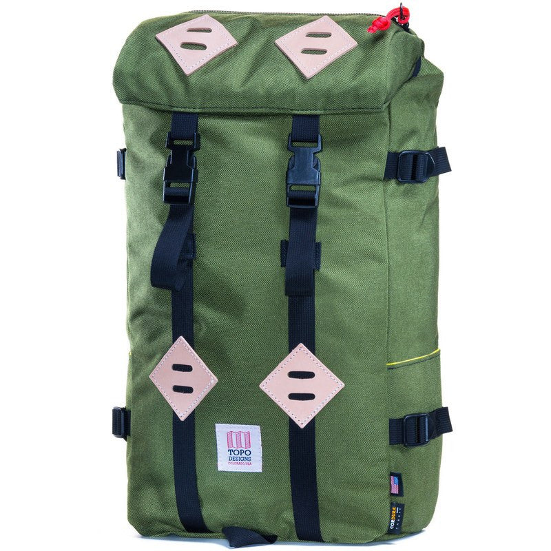 Topo Designs Klettersack 22L Backpack | Olive